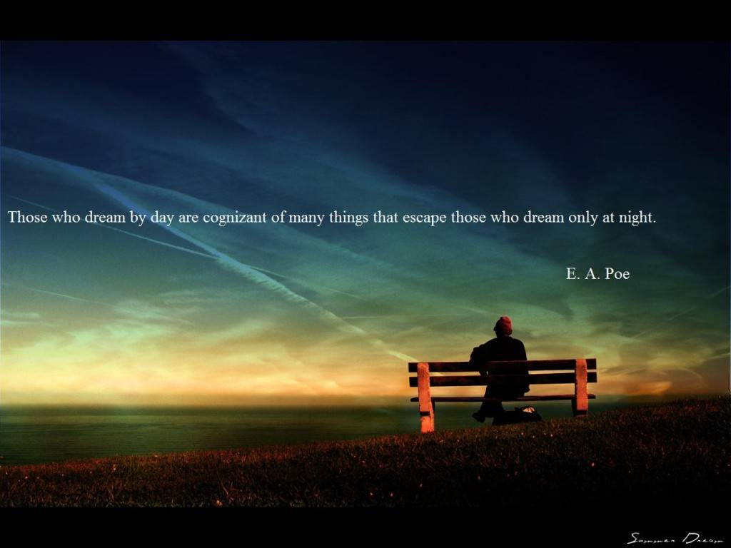 Edgar Allan Poe Quotes 12   Edgar Allan Poe Wallpaper 1024x768