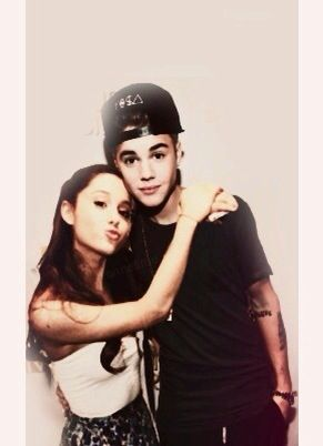 Ariana Grande and Justin Bieber Justin BieberBeliebers 291x402