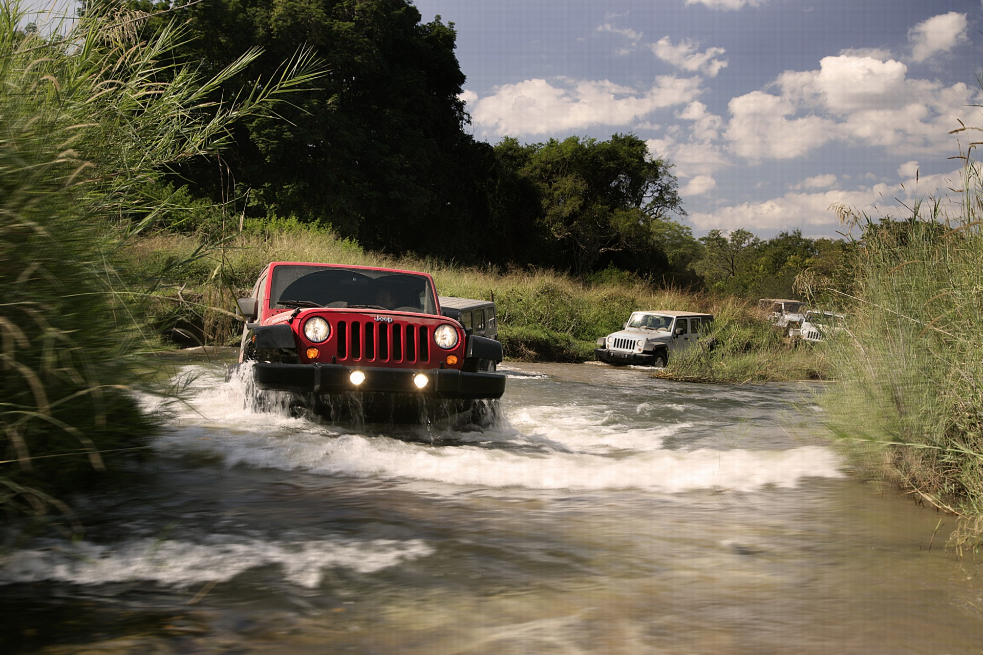 Jeep Wrangler Mudding Wallpaper   iBackgroundWallpaper 1920x1280