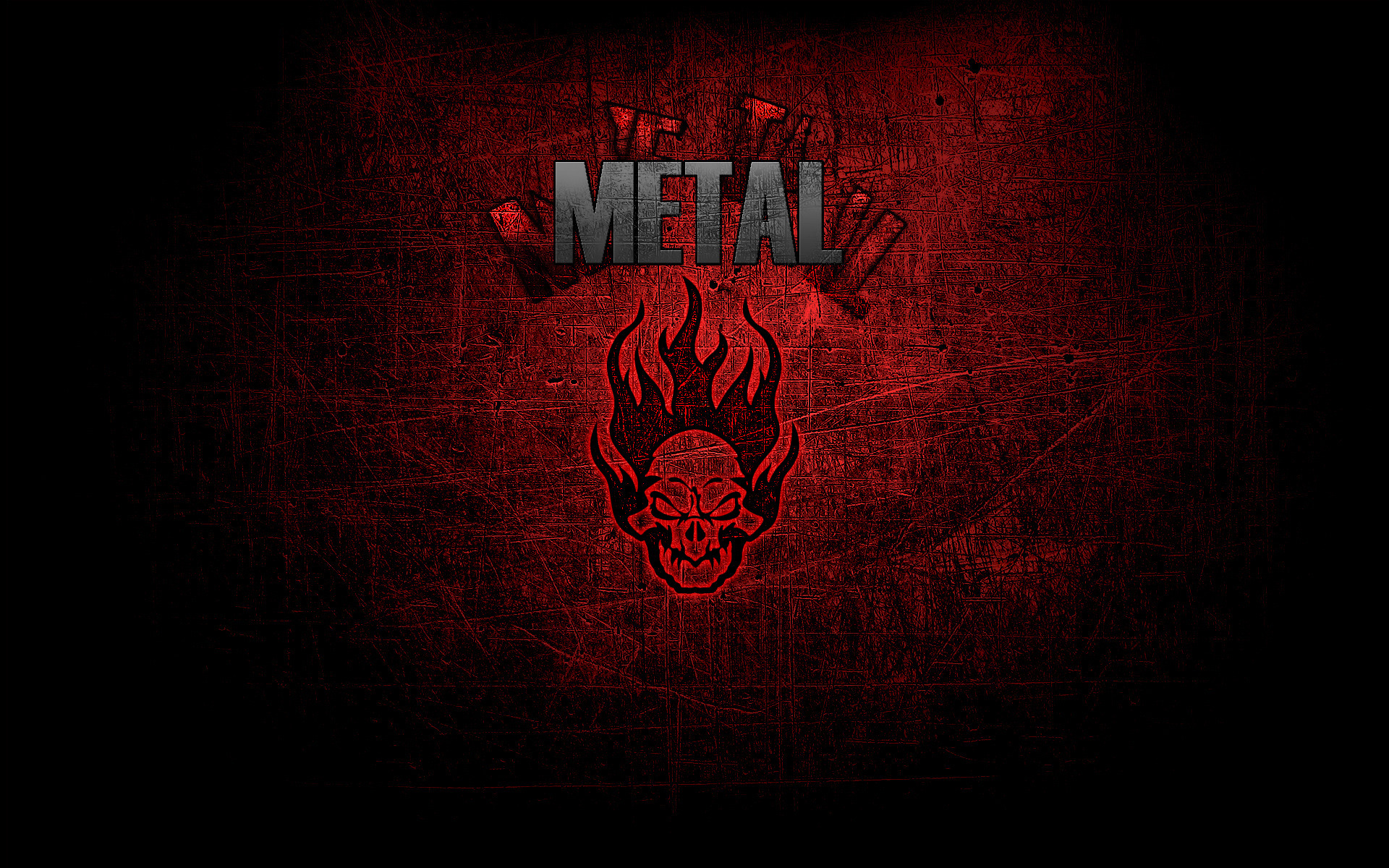 40 Heavy Metal Wallpapers Hd On Wallpapersafari