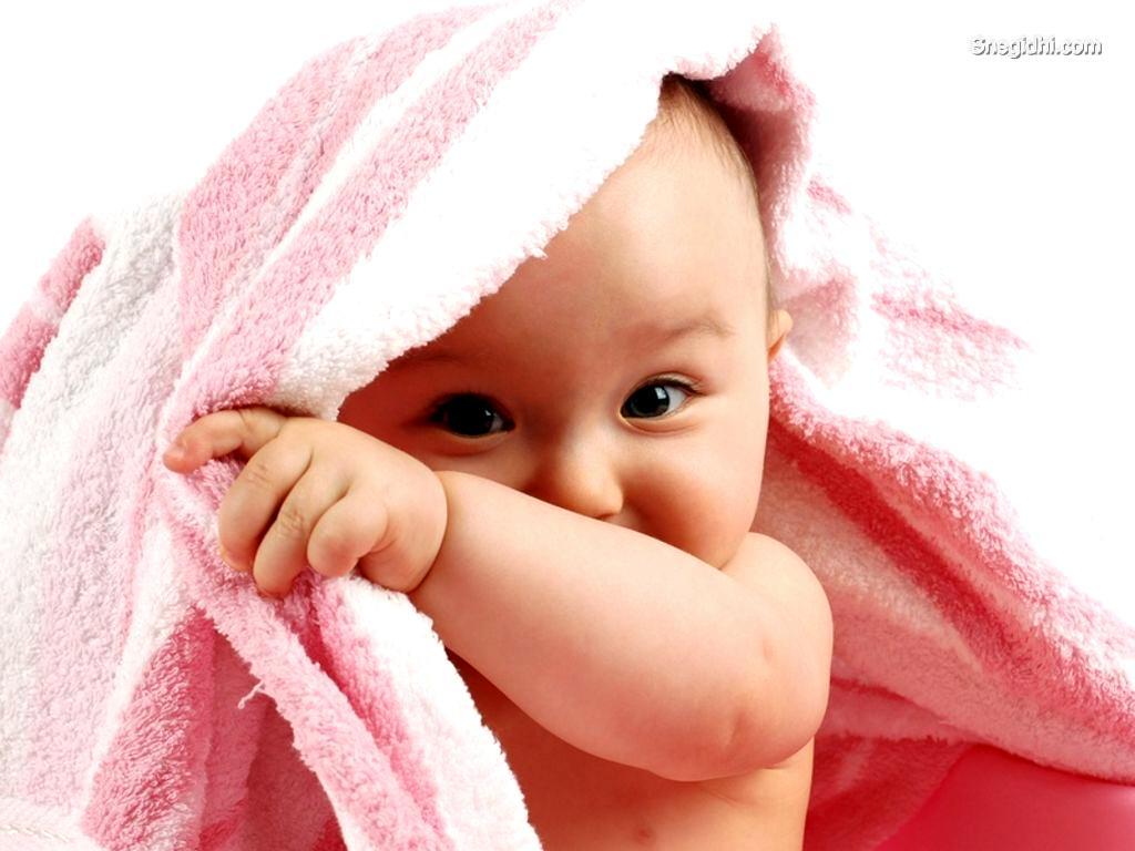Baby 187 Cute Baby Wallpaper   Snegidhicom 1024x768