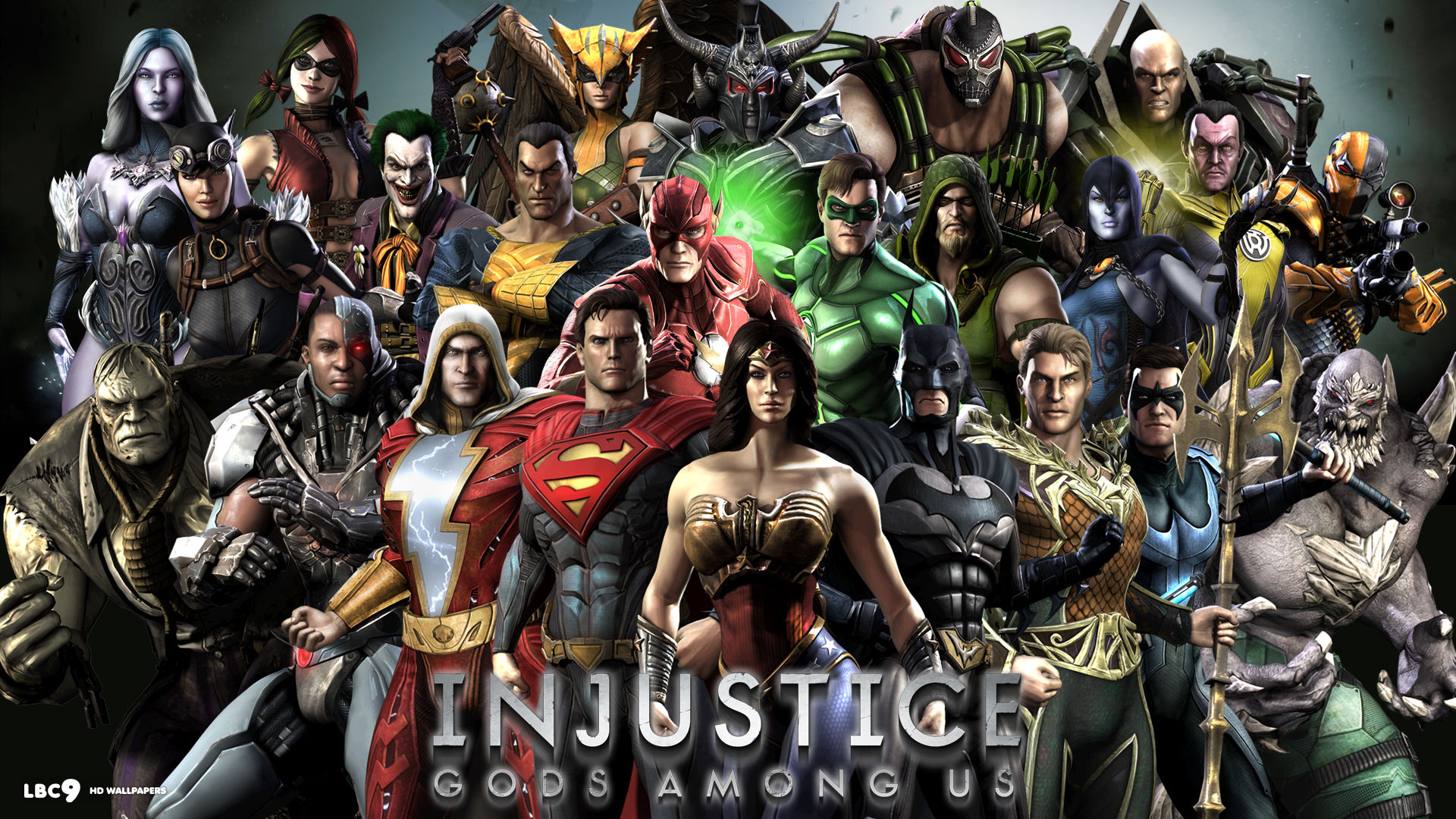 3220012 injustice gods among us wallpaper J1 Studios   The 1920x1080