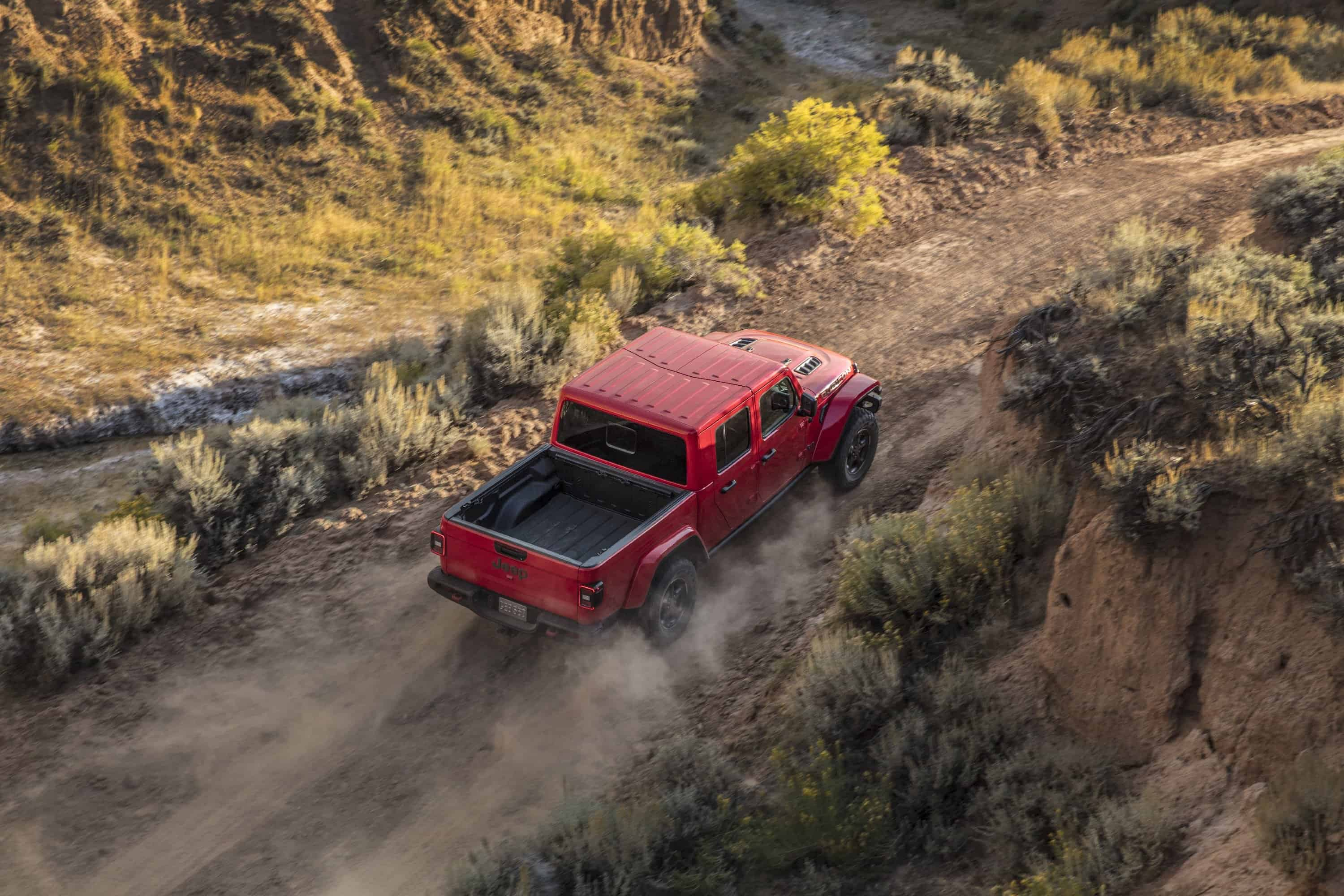 Wallpaper of the Day 2020 Jeep Gladiator   revRebel 3000x2000