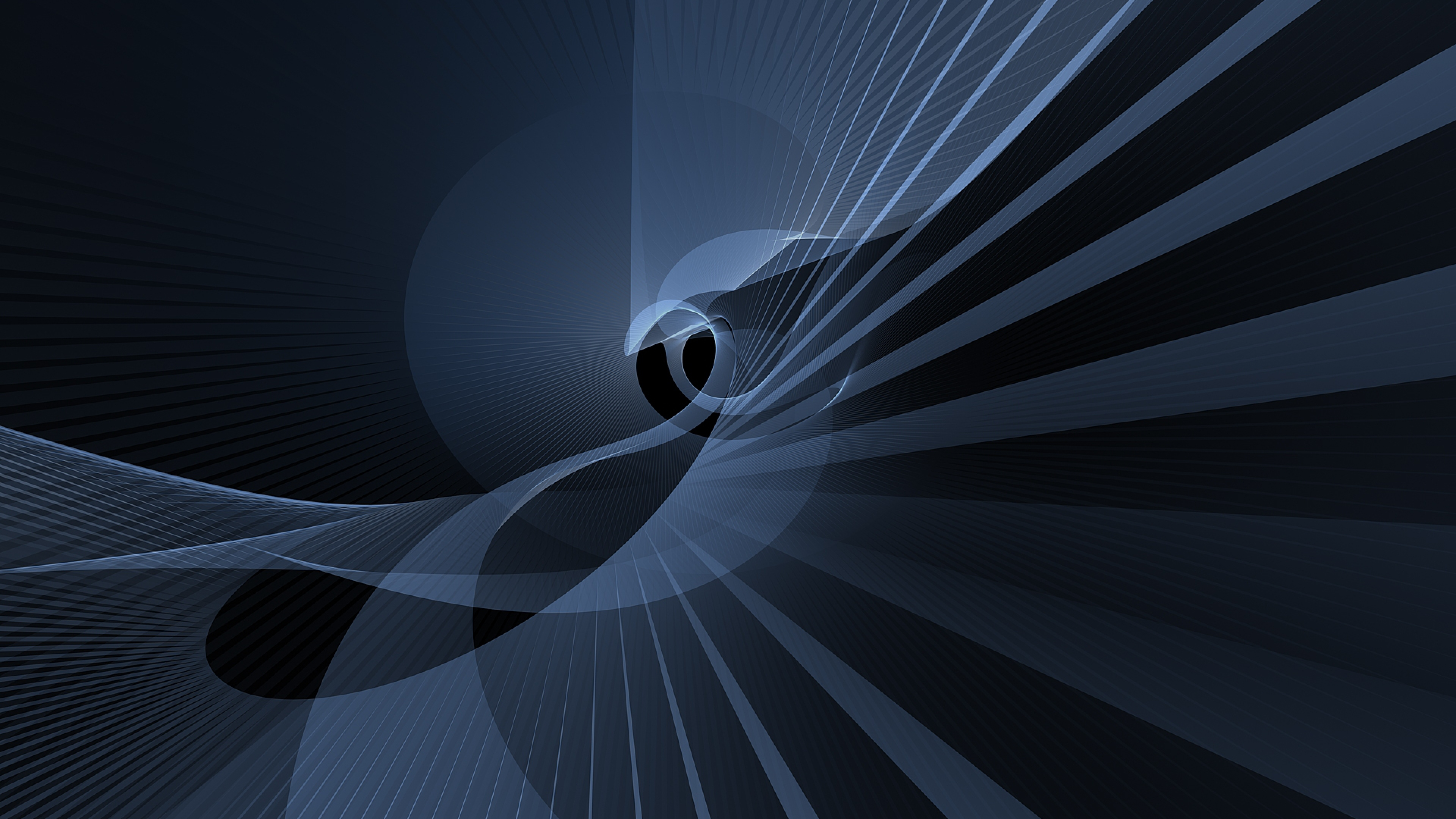 Wallpaper 3840x2160 Abstract Black White 4K Ultra HD HD Background 3840x2160