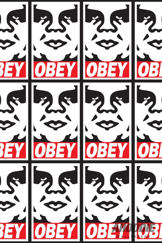 Obey Cap Wallpaper Hd