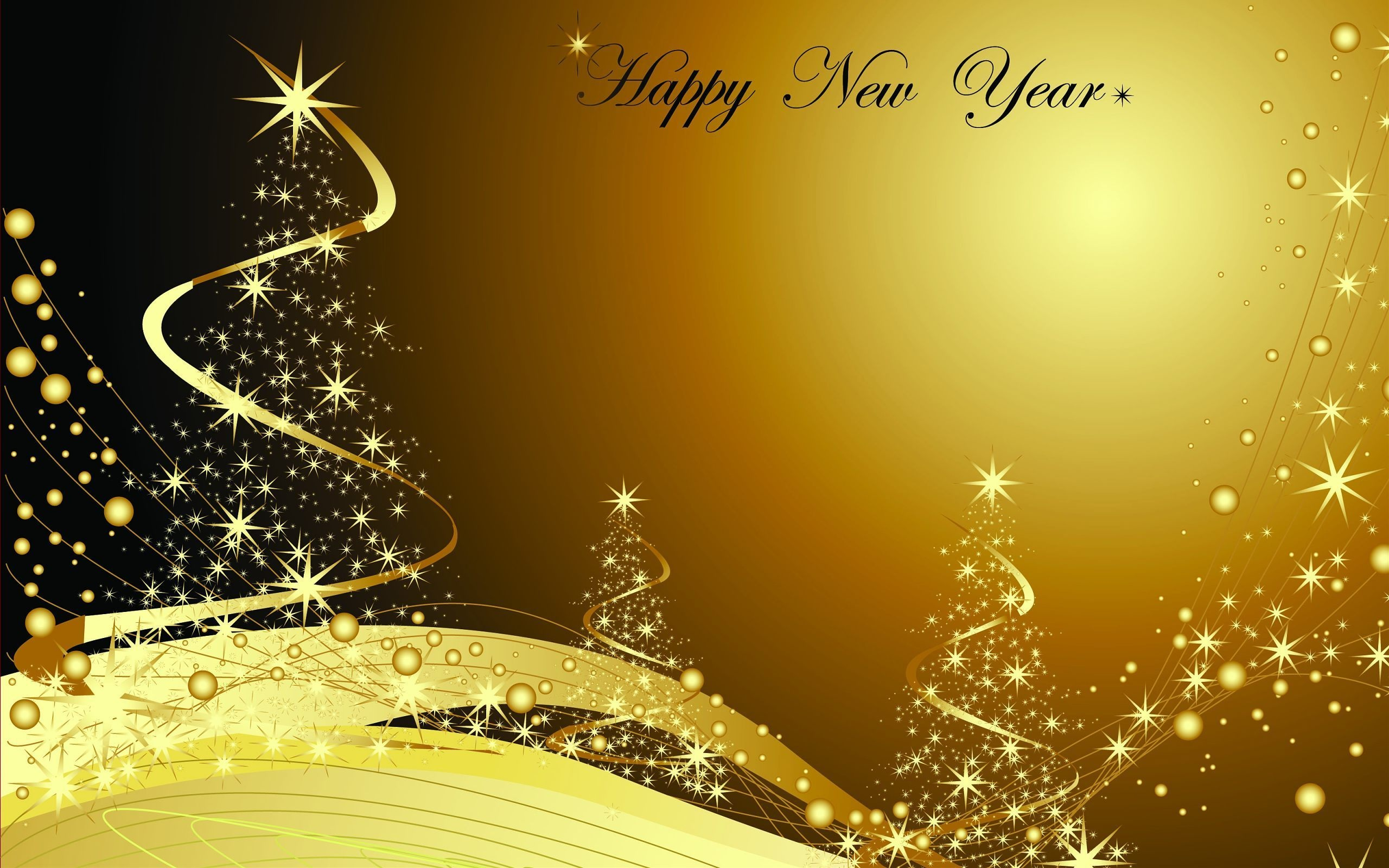 Latest Happy New Year Wallpaper   HD Wallpapers Happy New 2560x1600