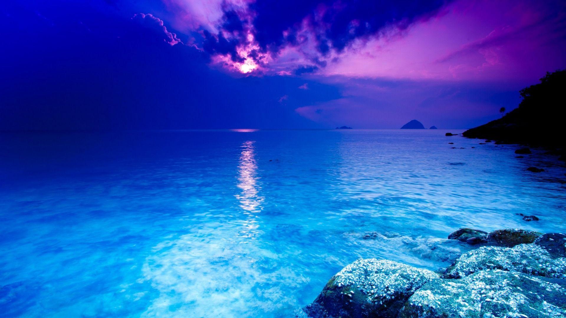 Ocean Backgrounds download 1920x1080