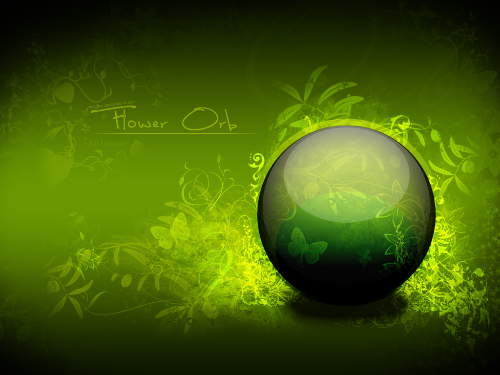 green flower wallpapers green flower gallery wallpapers green flower 1024x768