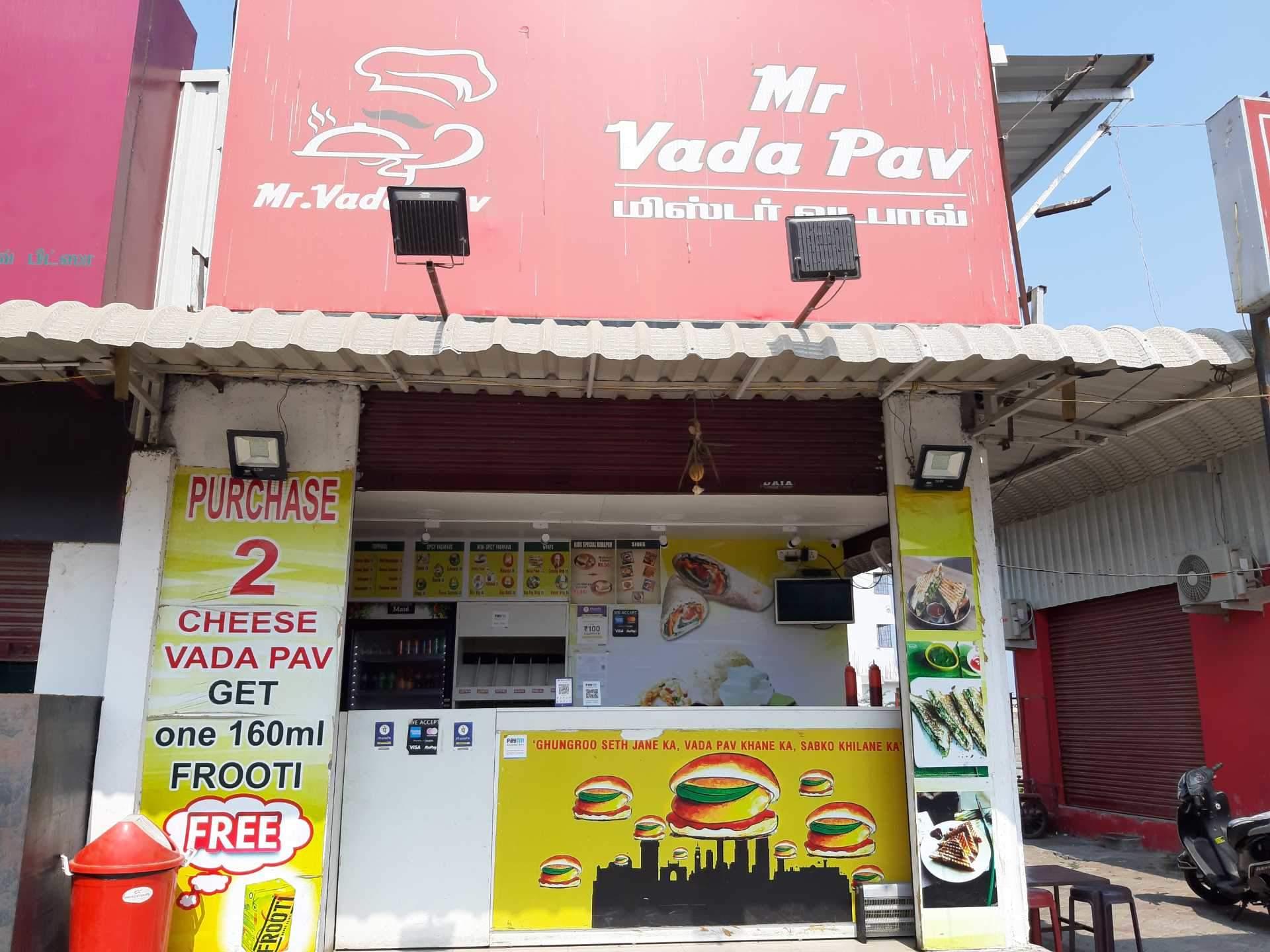 MR Vada Pav Kelambakkam Chennai   Street Food Cuisine 1920x1440