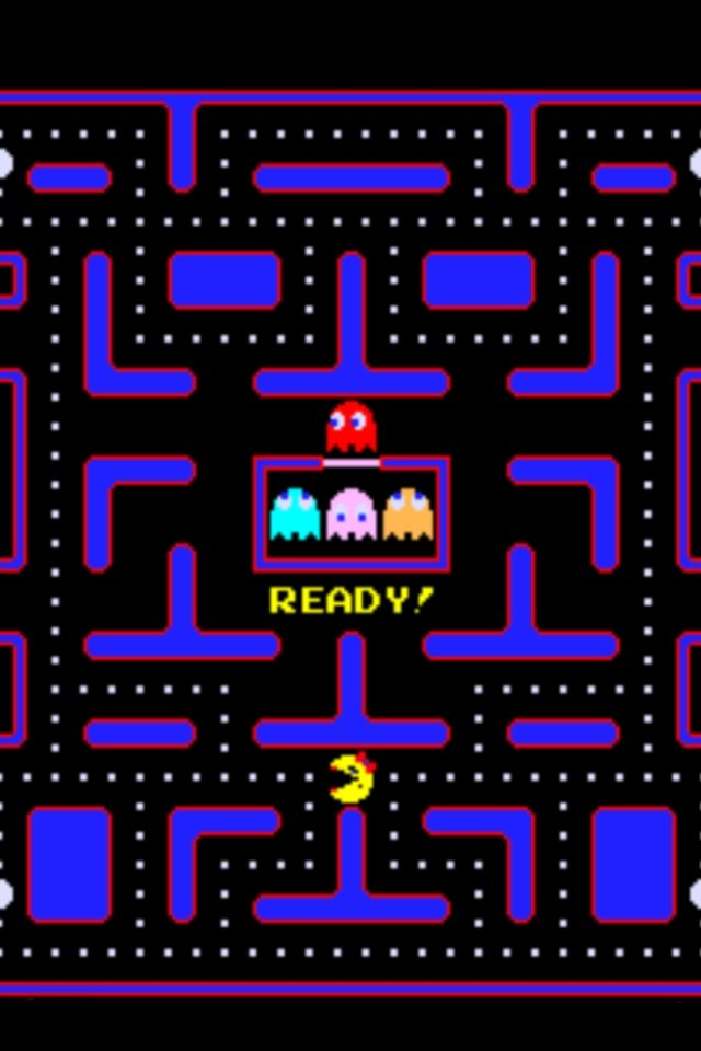 Classic Arcade Wallpapers For iPhone or iPod Touch 640x960