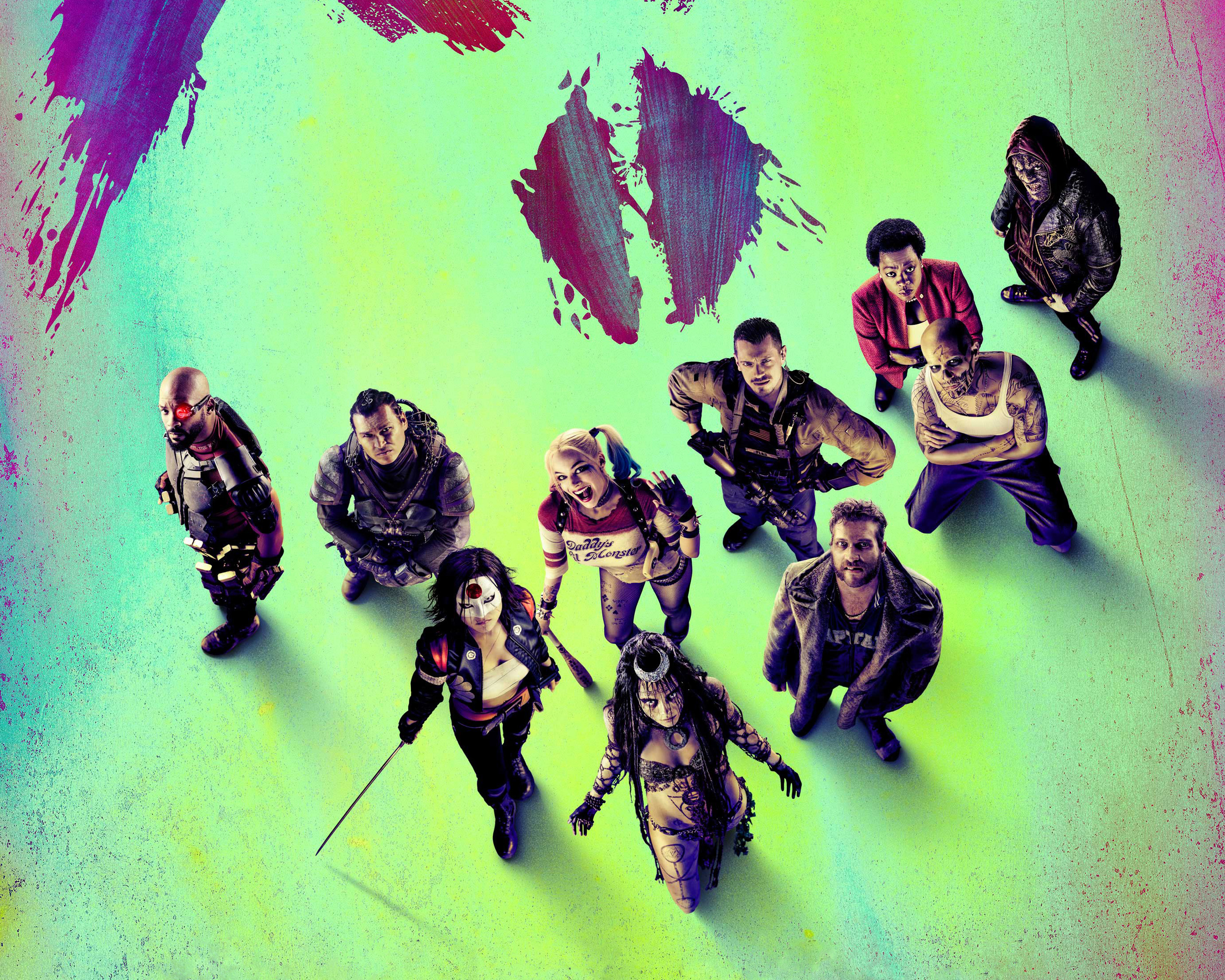 Suicide Squad Wallpapers Pictures Images 3000x2400