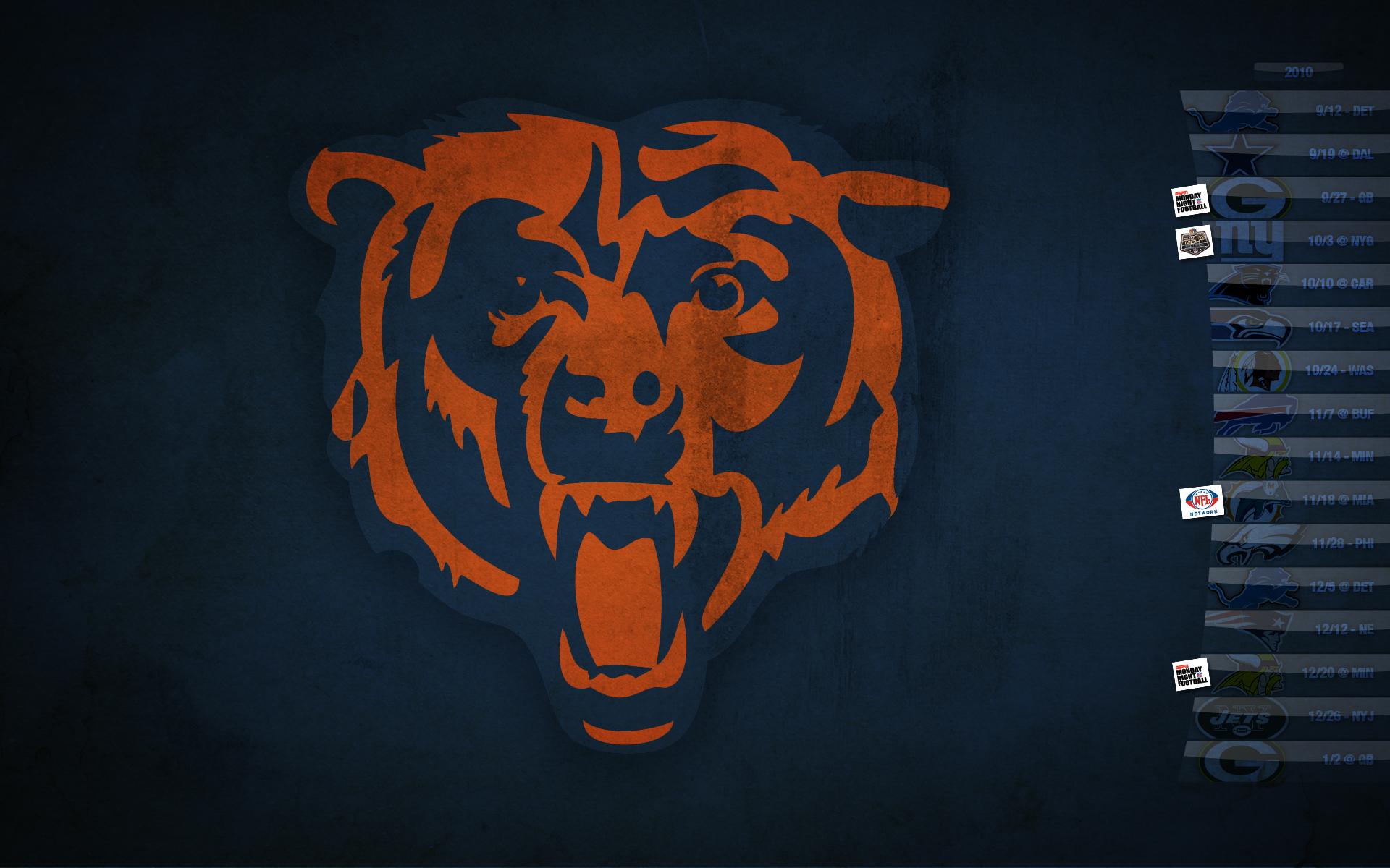 Chicago Bears wallpaper   941225 1920x1200