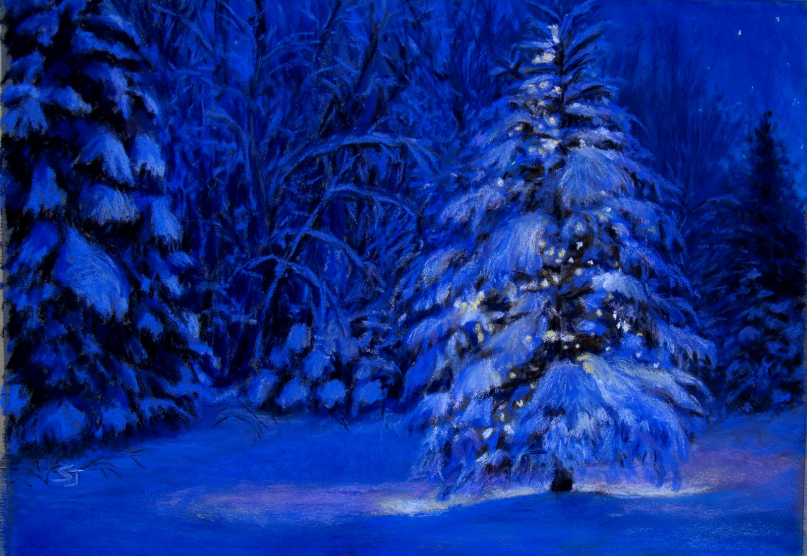 Christmas Tree Natural Wallpapers Christmas Tree Nature Wallpapers 1600x1103