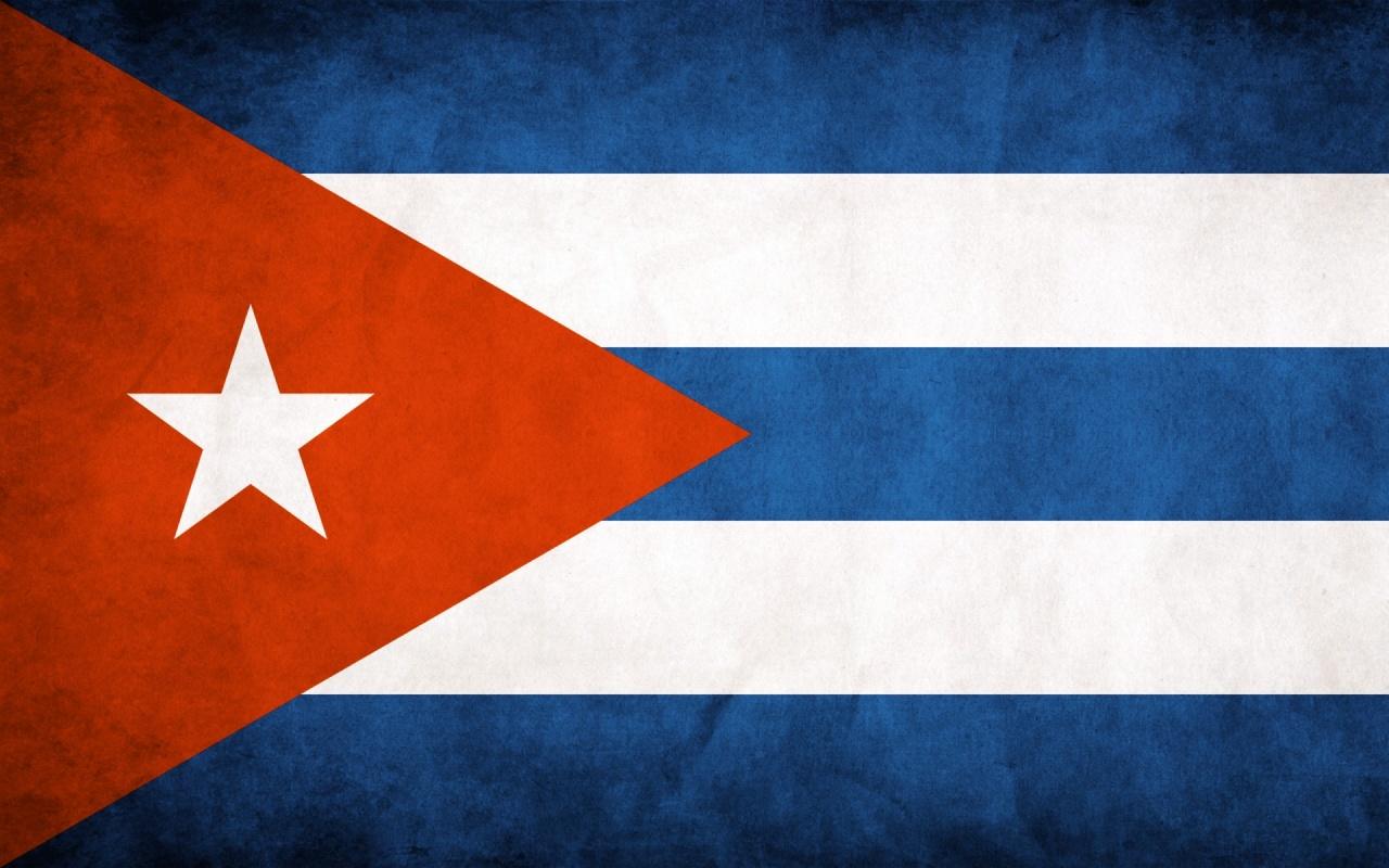 Cuba Flag desktop wallpapers and stock photos 1280x800