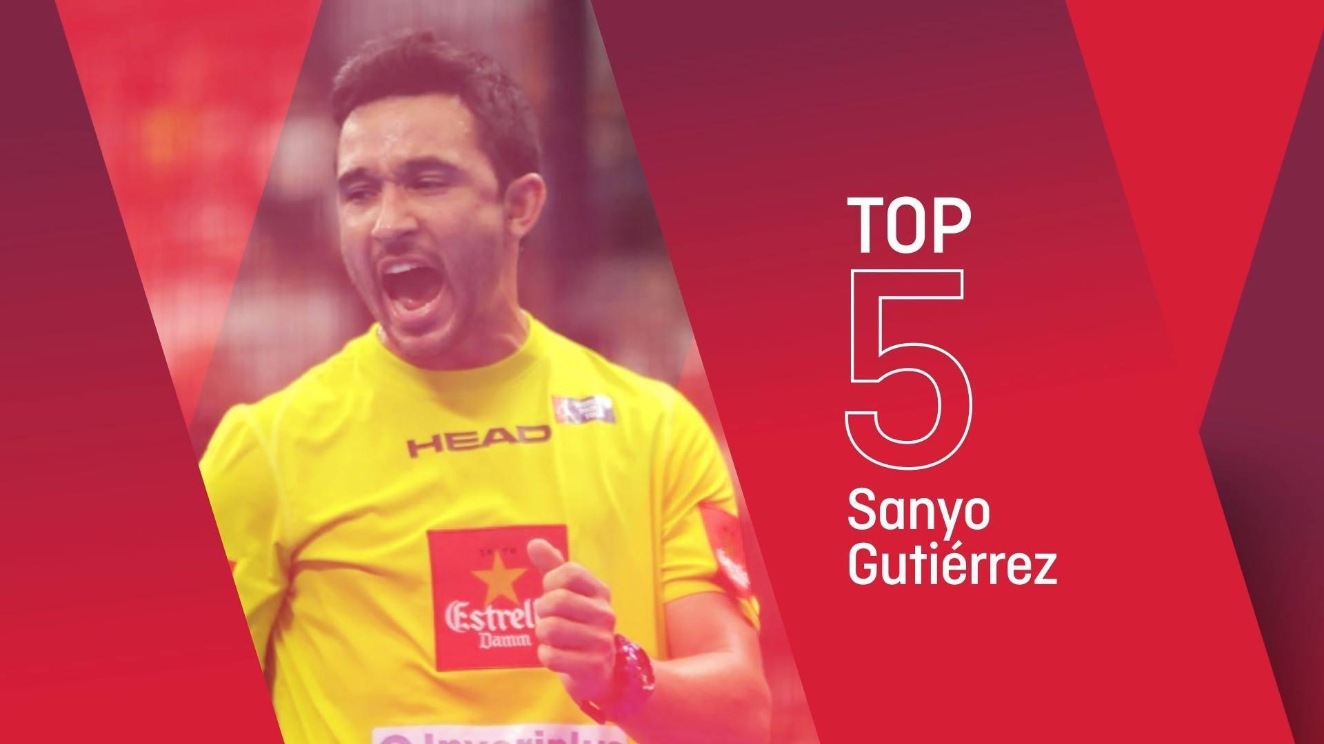 World Padel Tour   Top5 Sanyo Gutirrez 2018   World Padel Tour 1920x1080