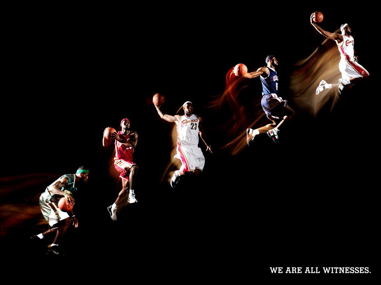 Nike Lebron James Wallpaper Wallpapersafari