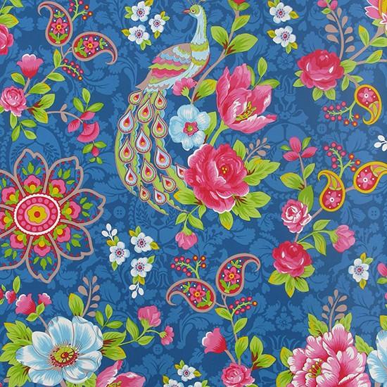 Boho Wallpaper Birds in paradise wallpaper 550x550