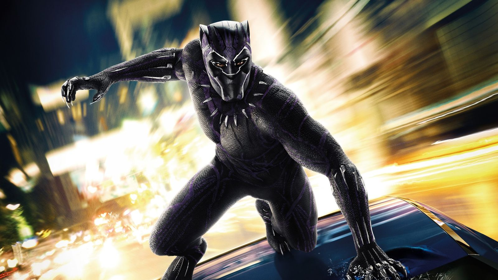 Black Panther Wallpapers 45 images   Wallpaper Stream 1600x900