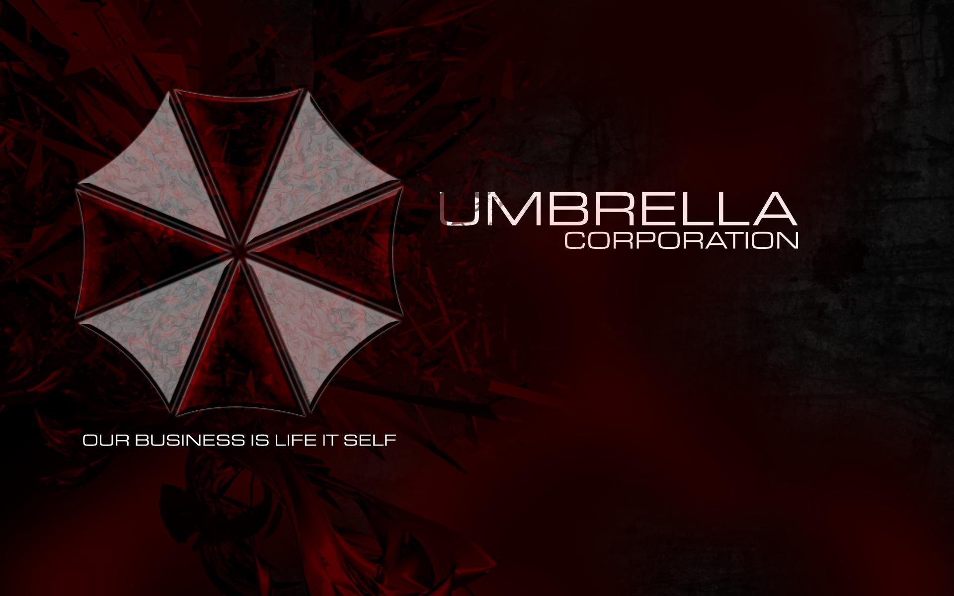 Umbrella Corporation wallpaper   398893 1920x1200