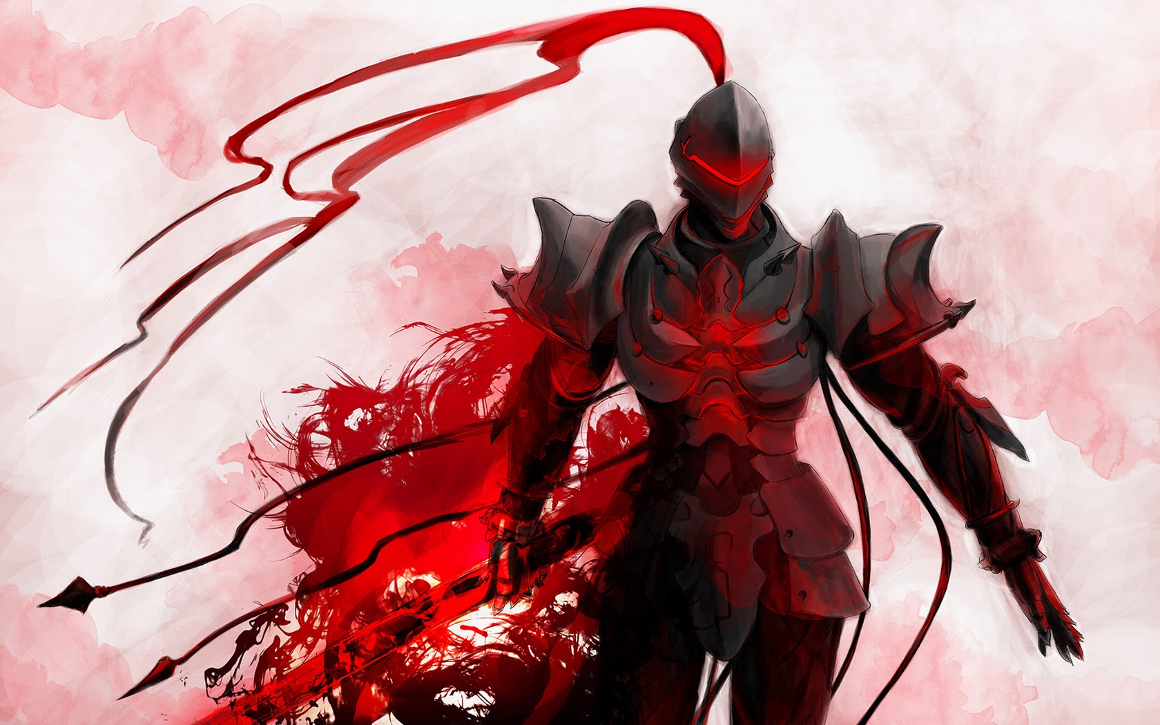 Berserker fate zero wallpaper hd black armor knight 1680x1050jpg 1680x1050