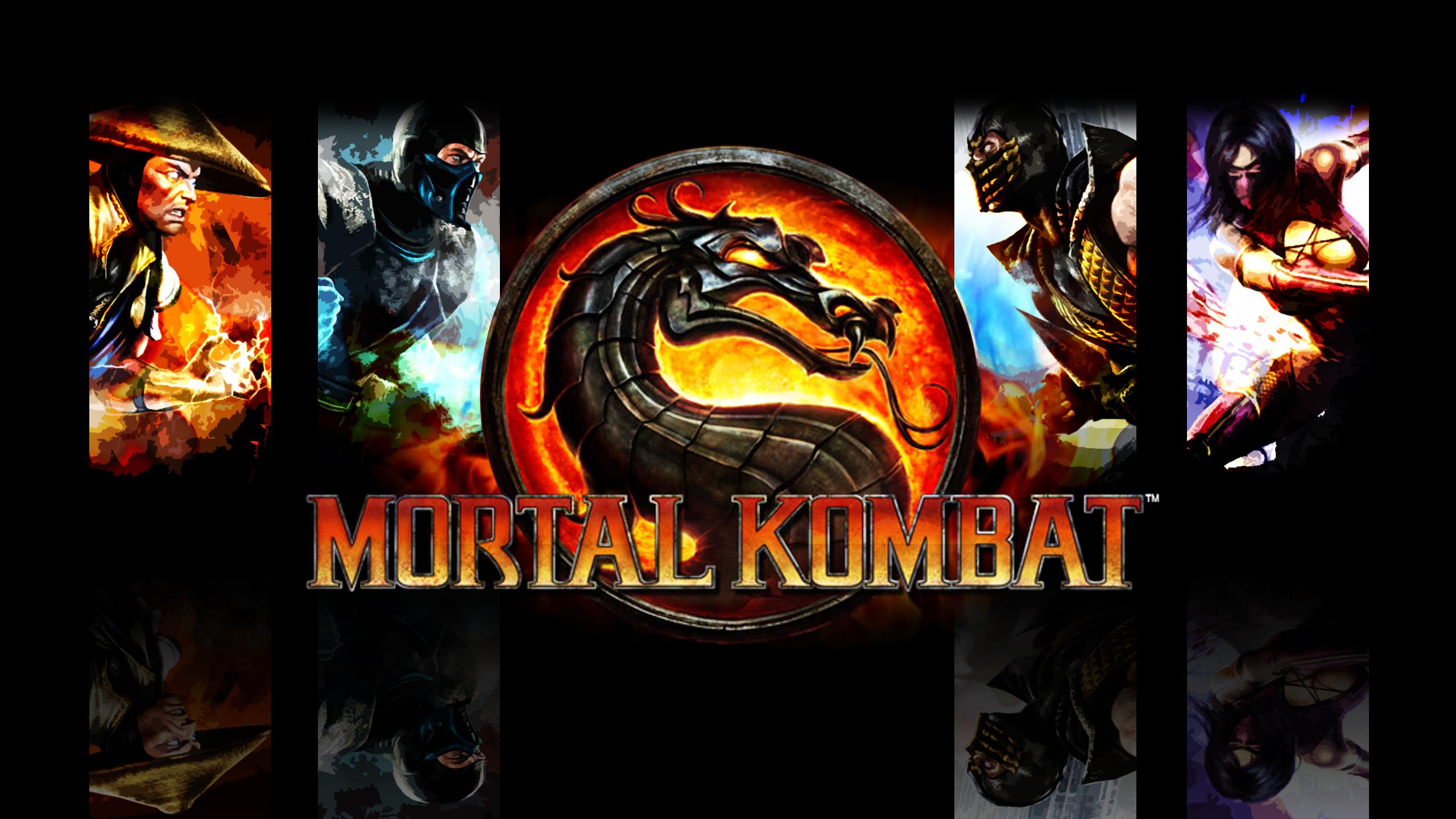 Mortal Kombat Wallpaper 6899299 2560x1440