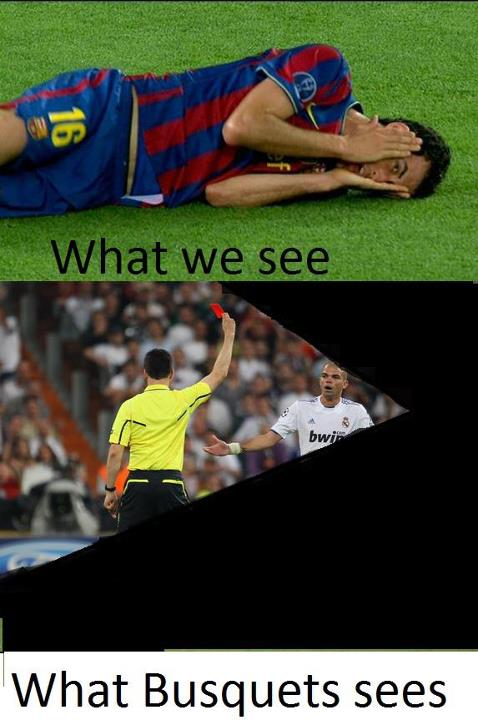 Busquests Pepe Barcelona Real Madrid Football Funny Lol Soccer Meme 478x720