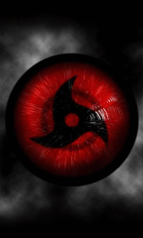 sharingan live wallpaper 10 screenshot 0 480x800