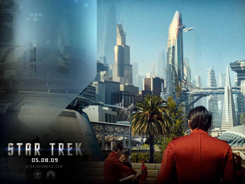 Star Trek Movie   city Photo movie wallpaper   Fantasy Movies 1024x768