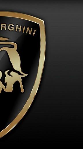 view bigger lamborghini logo wallpaper for android screenshot - Lamborghini Logo Wallpaper Iphone