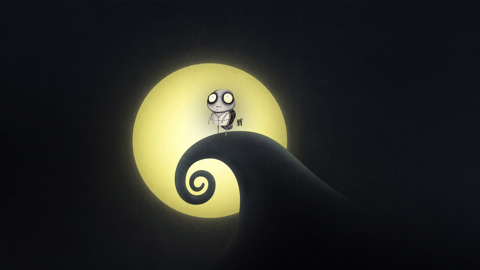 Tim Burton Wallpapers - WallpaperSafari