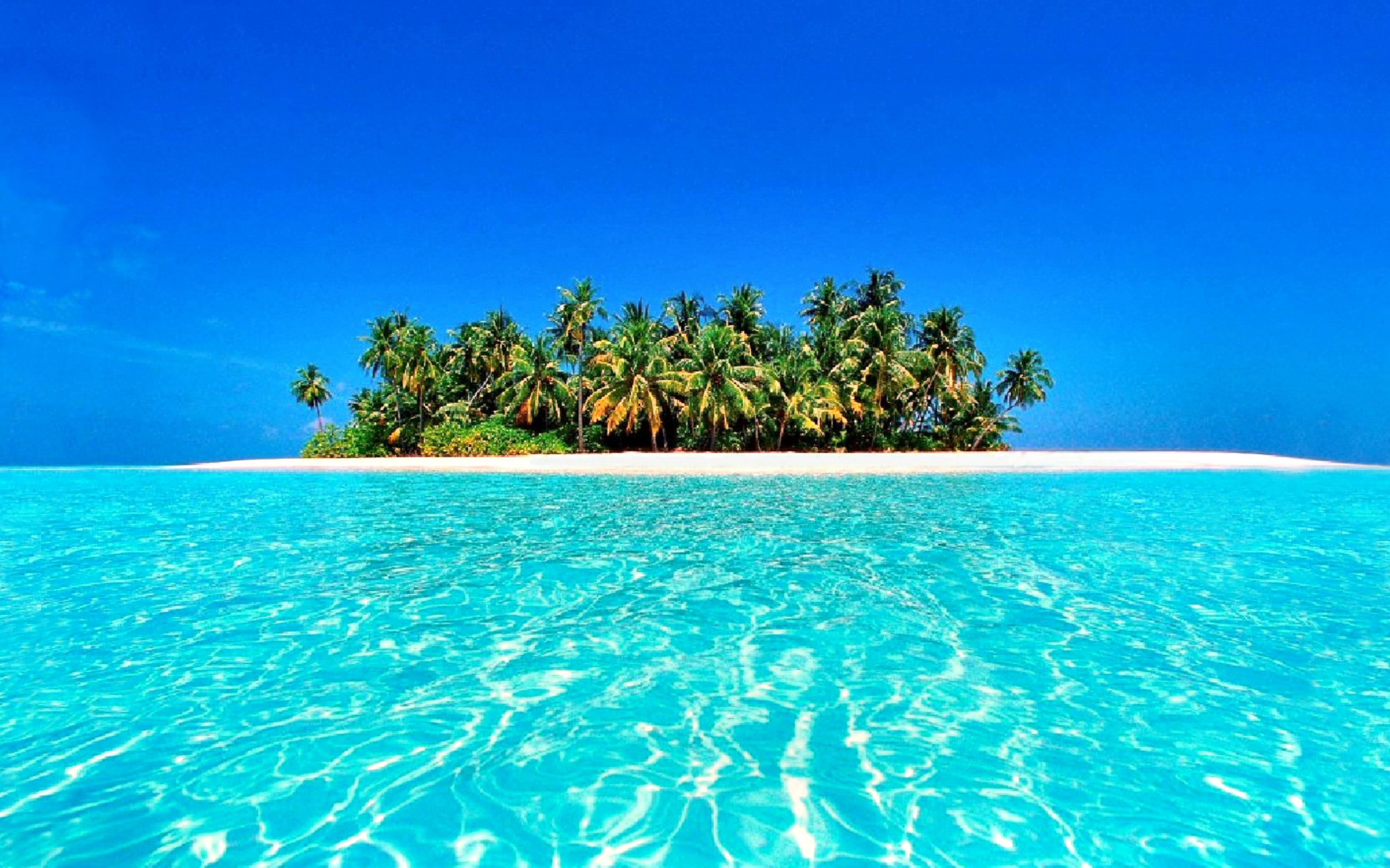 Tropical Paradise Wallpaper High Resolution: High Def Tropical Wallpaper