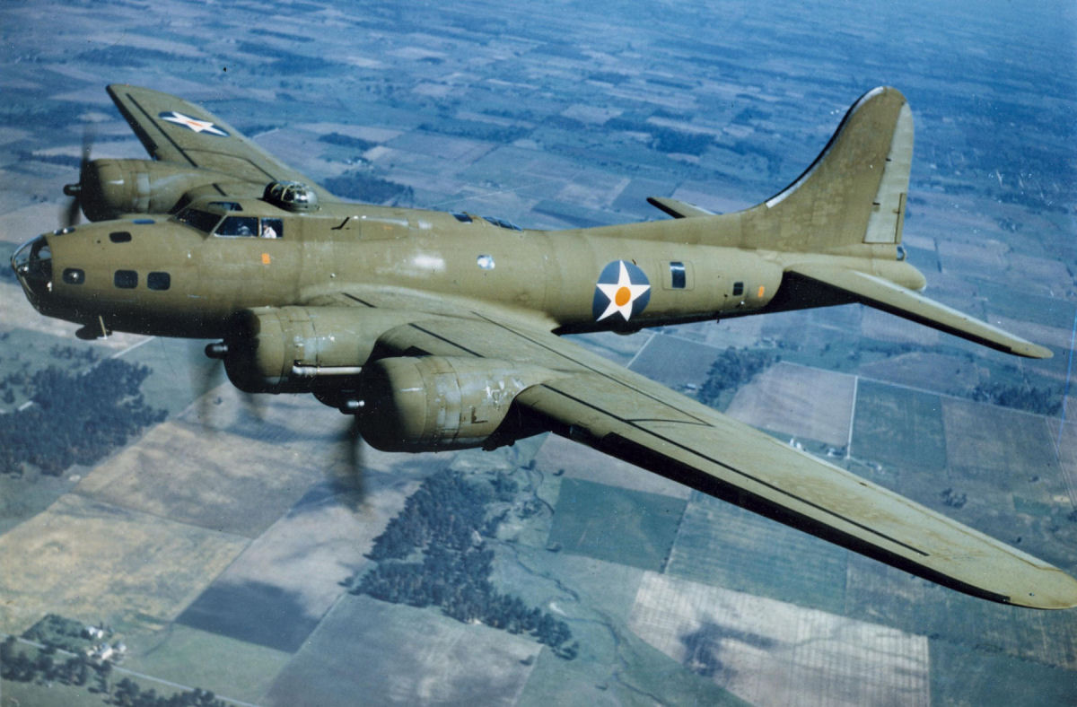Boeing B 17 Flying Fortress Nose Art Gallery 1200x788