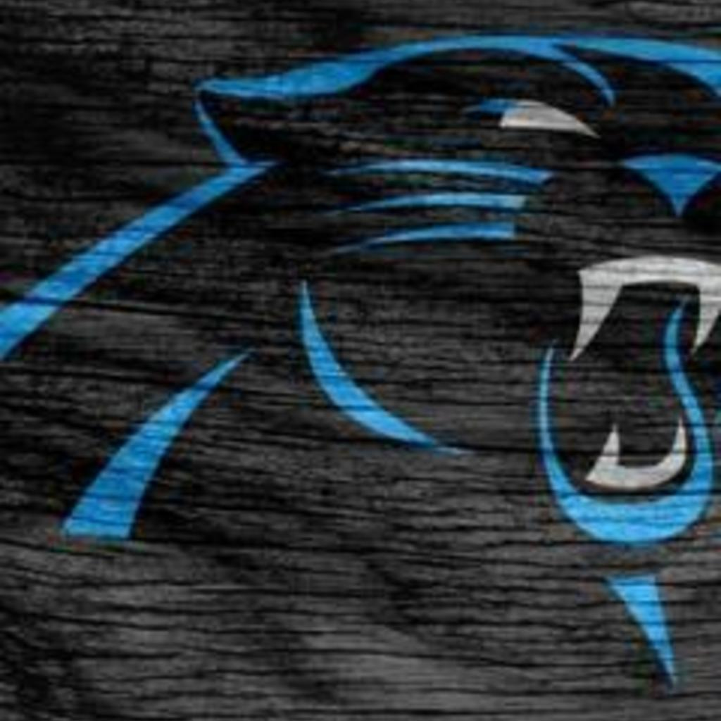 Carolina Panthers Grey Weathered Wood Wallpaper For Apple IPad Air 1024x1024