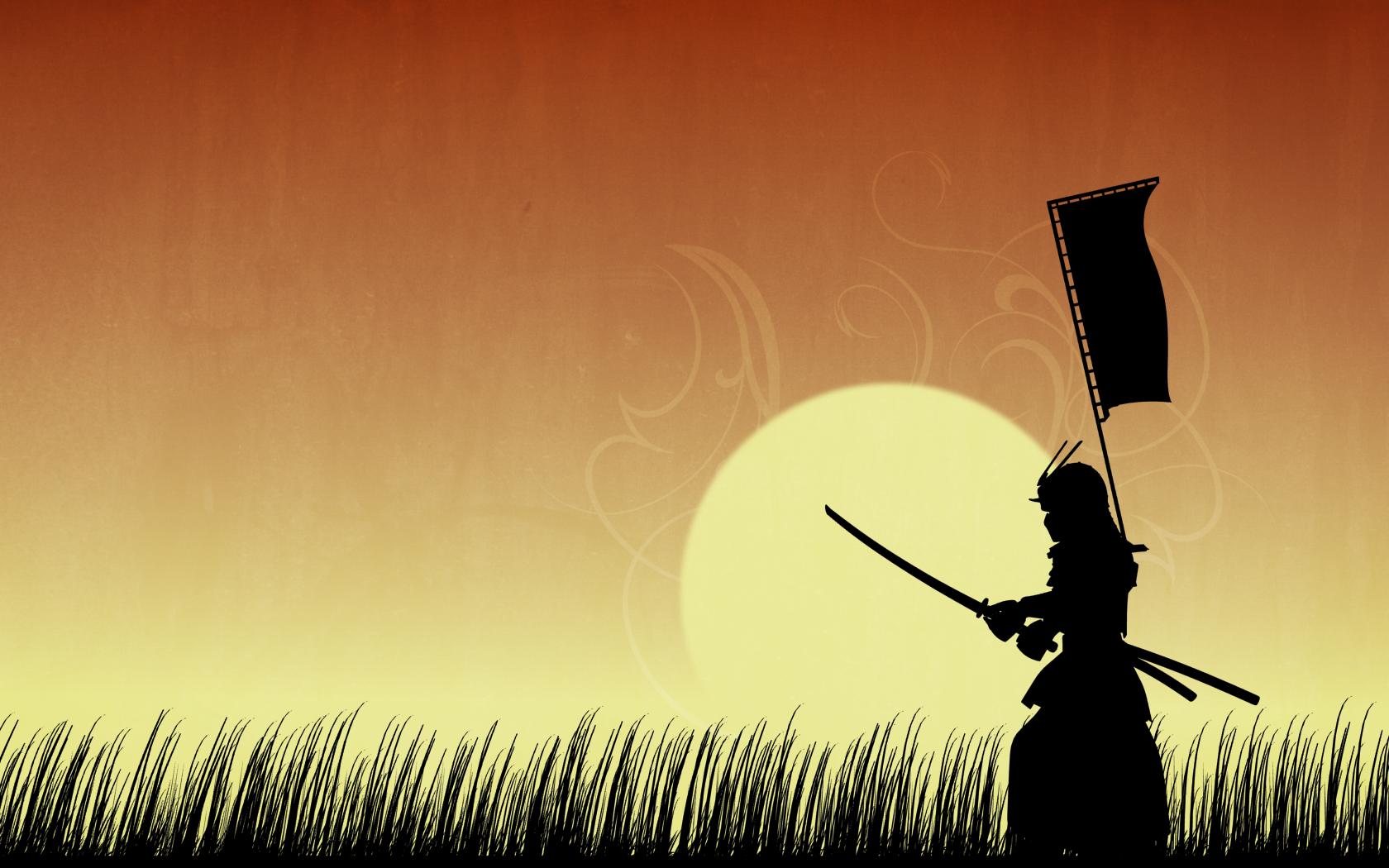 Samurai Wallpaper - Wa...
