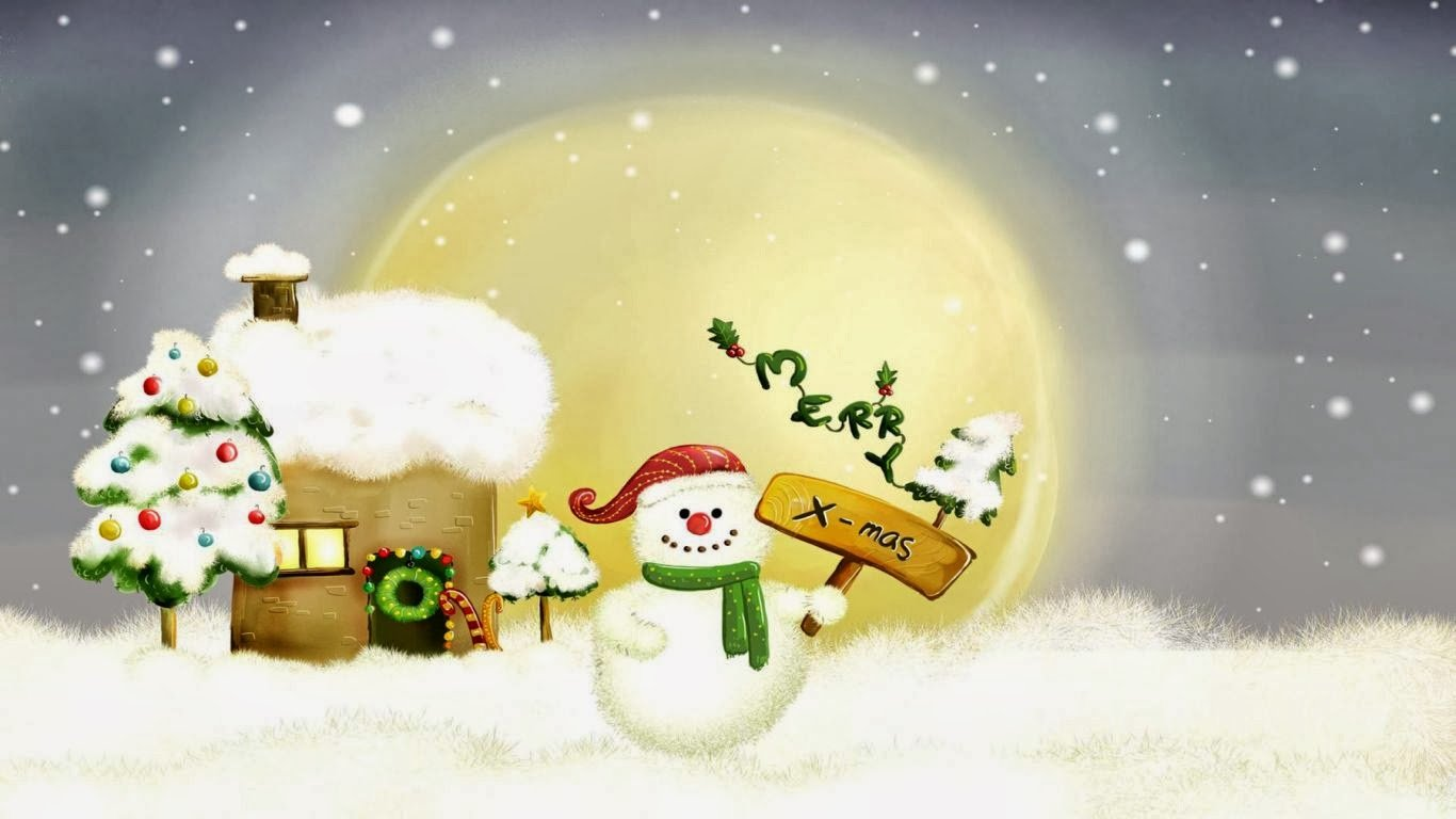 merry christmas wallpaper free free merry christmas wallpaperjpg 1366x768