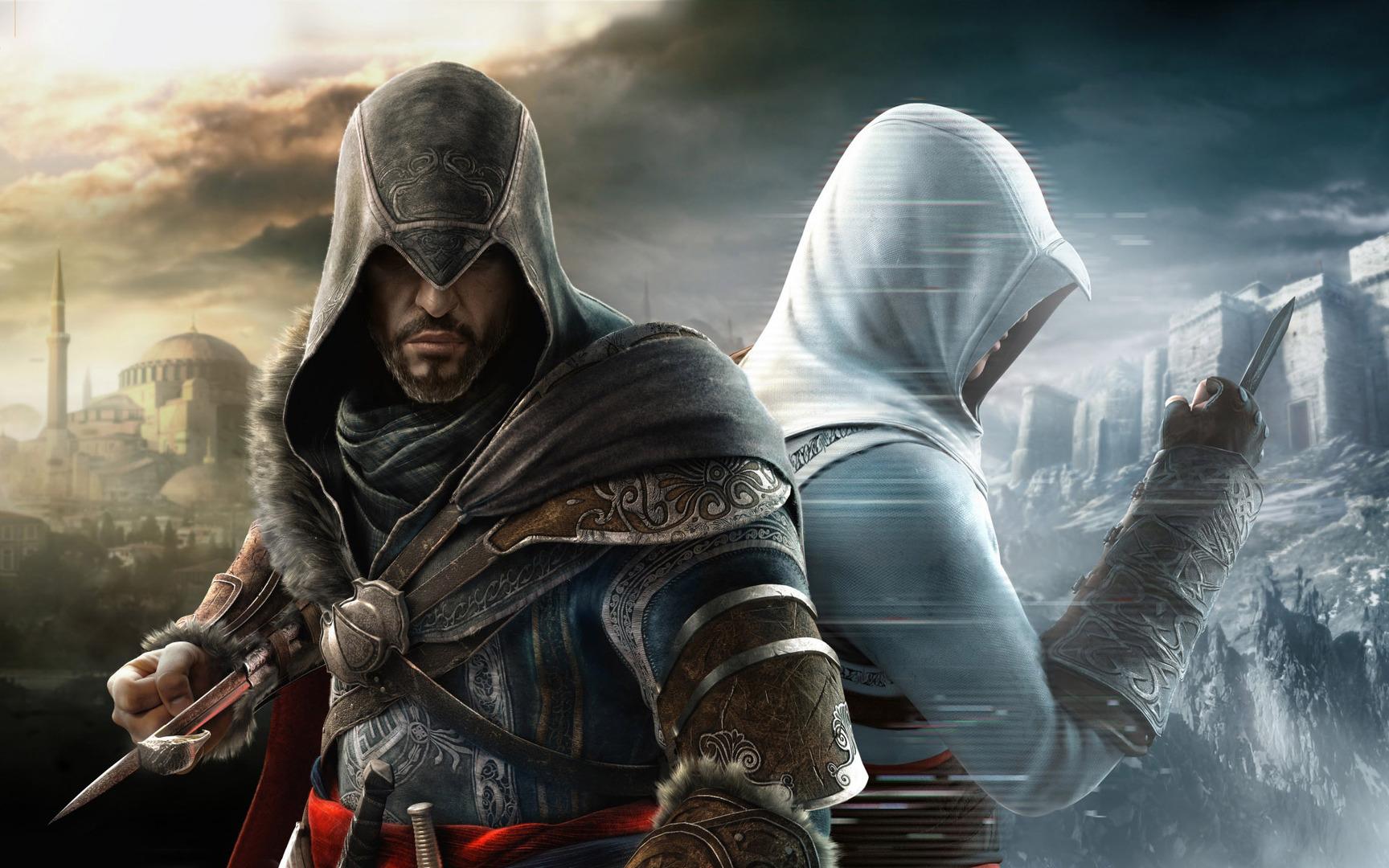 Assassin's Creed Revelations Wallpaper - WallpaperSafari