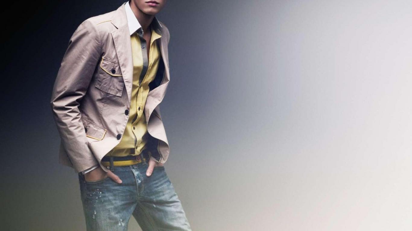 Men Fashion HD Wallpapers Download Desktop Wallpaper Images 1366x768