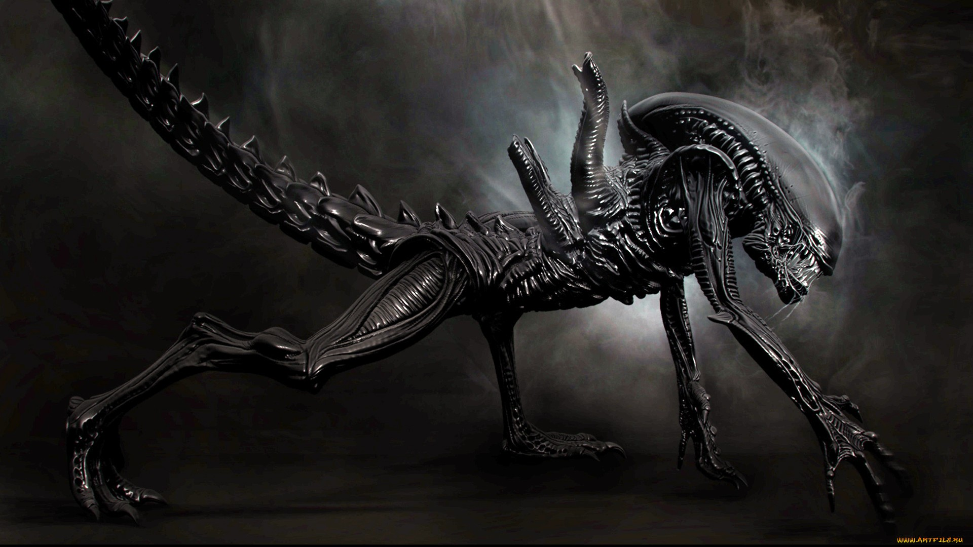 Alien Computer Wallpapers Desktop Backgrounds 1920x1080 ID393642 1920x1080