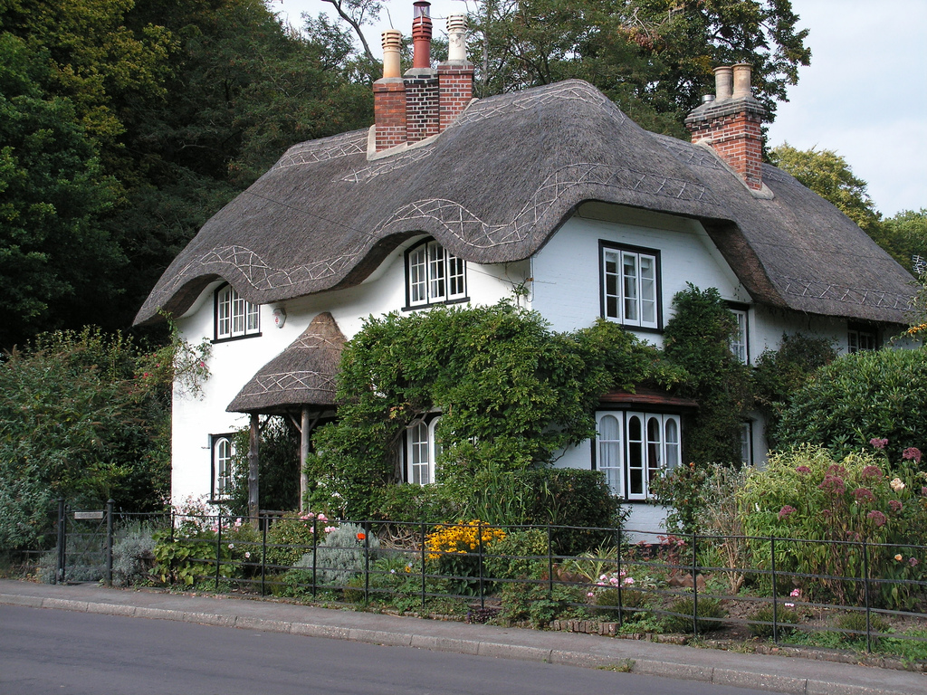 Country gardens wallpaper - Love With English Country Cottages And Gardens Here S A Little Country