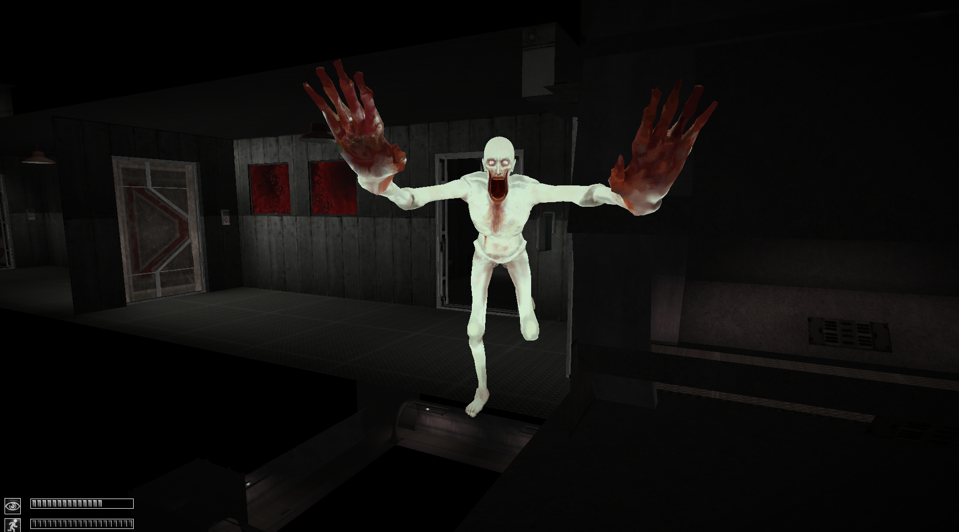 The SCP Foundation images SCP 096 in SCP Containment Breach HD 1894x1050