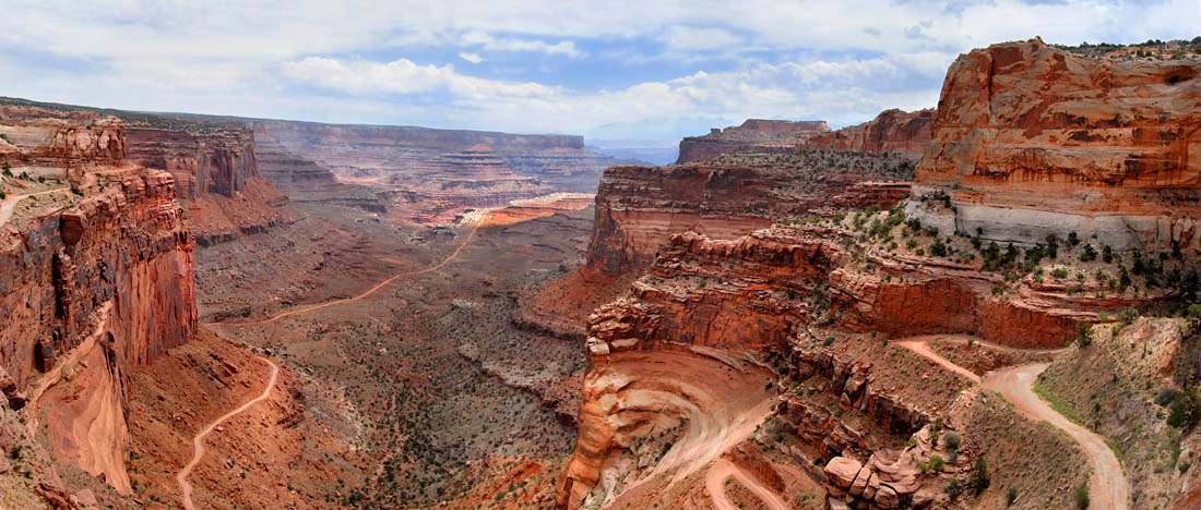 Gallery For Canyonlands National Park Wallpapers 1100x468