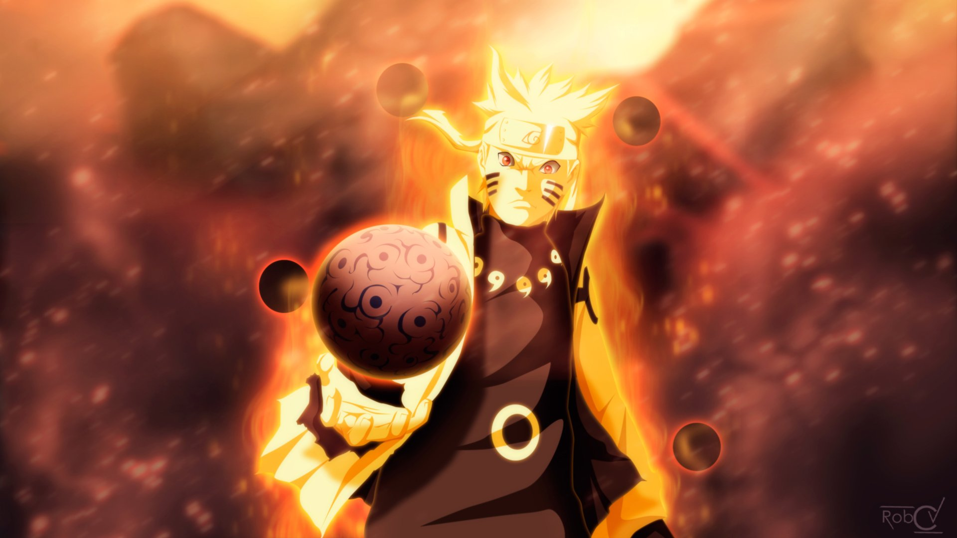 Naruto HD Wallpapers 1080p - WallpaperSafari