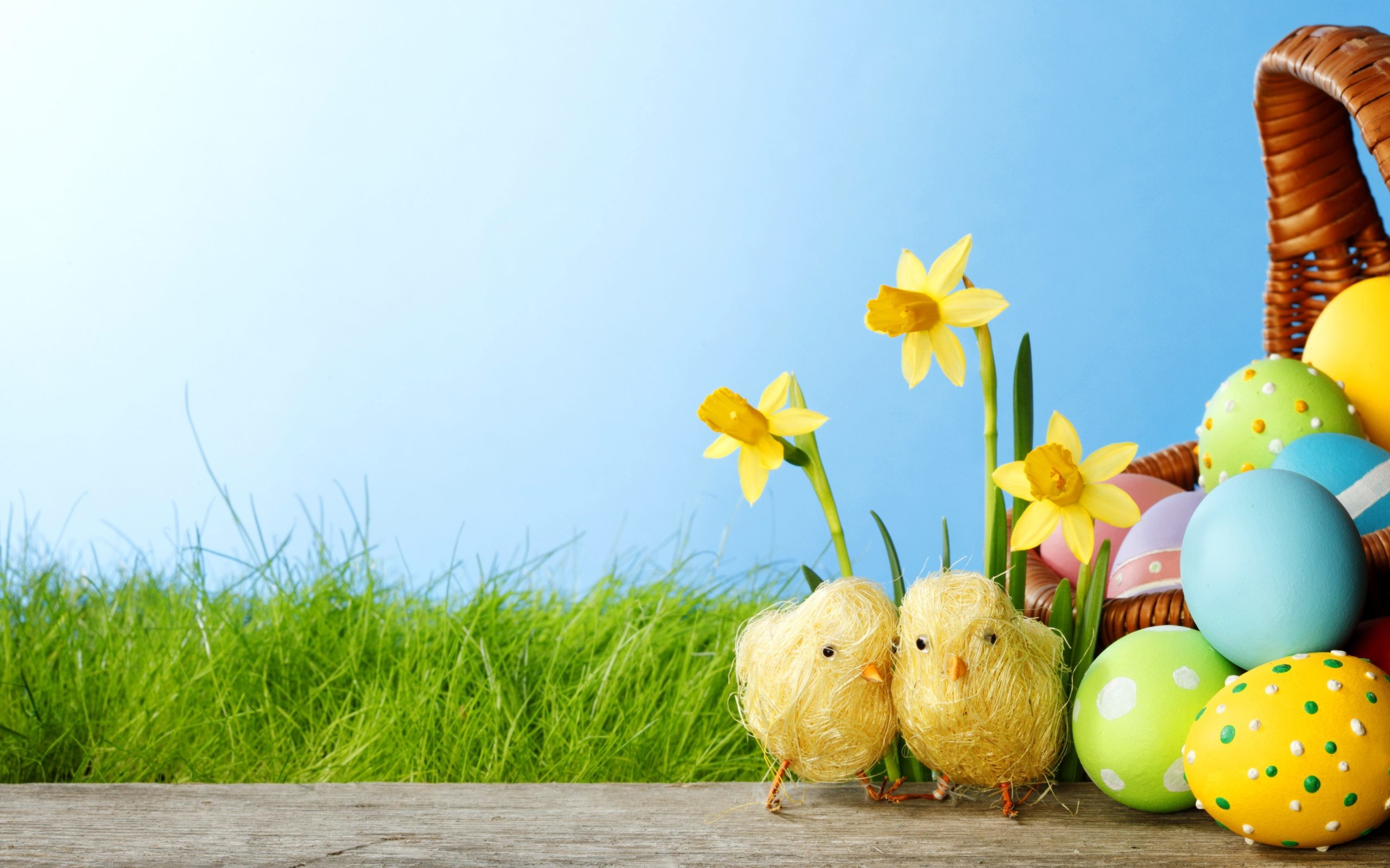 69 Easter Wallpapers on WallpaperPlay 2560x1600