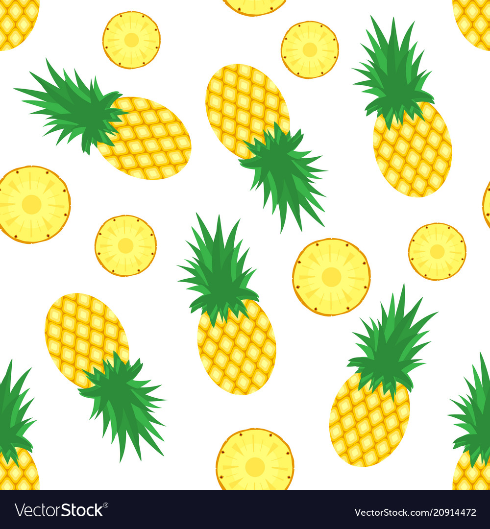 Free Download Pineapple Background Fresh Pineapples And