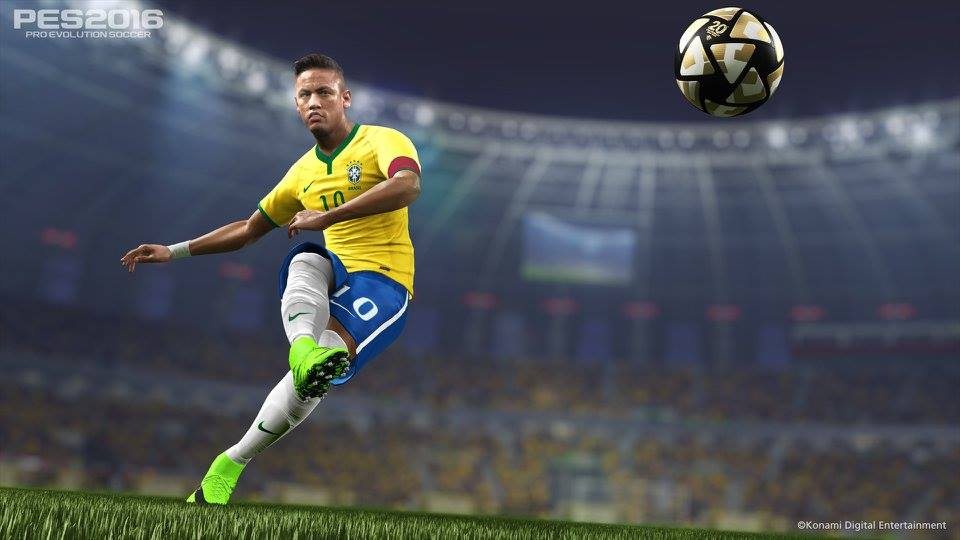 Free download Konami Details PES 2016 Update That Will Release