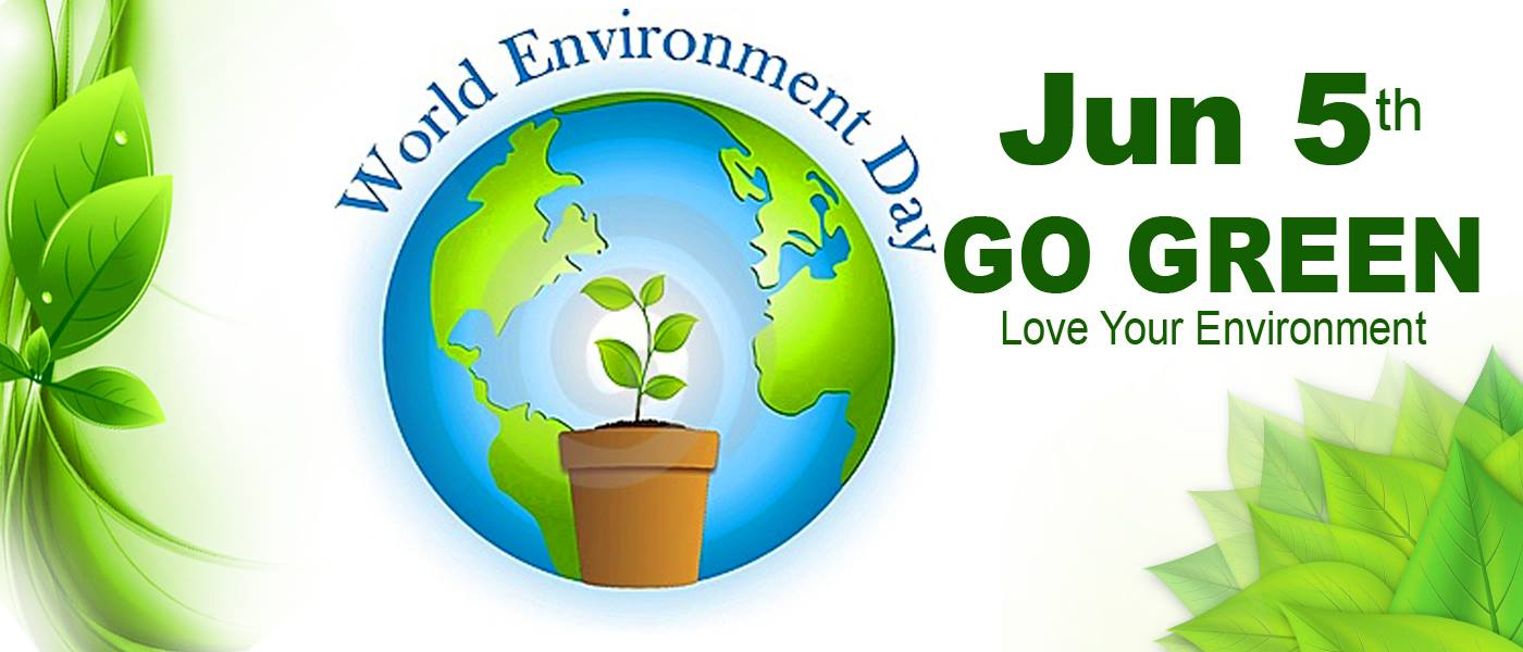 World Environment Day Images Wallpapers Banners Photos for 1400x600