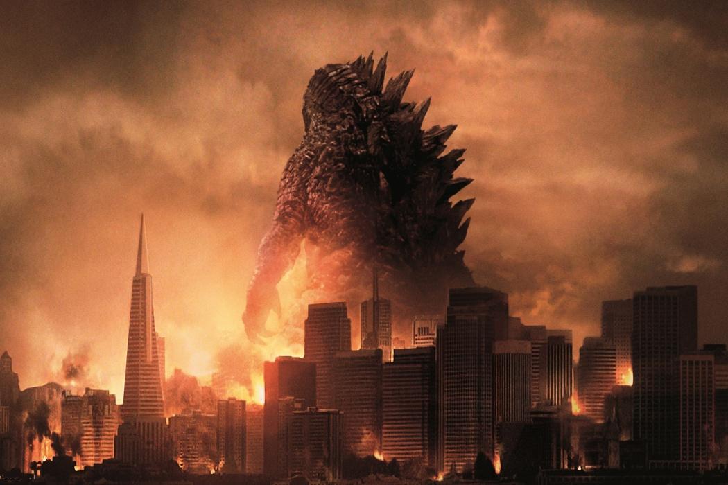 Godzilla Film 2014 wallpaper Best HD Wallpapers 1050x700