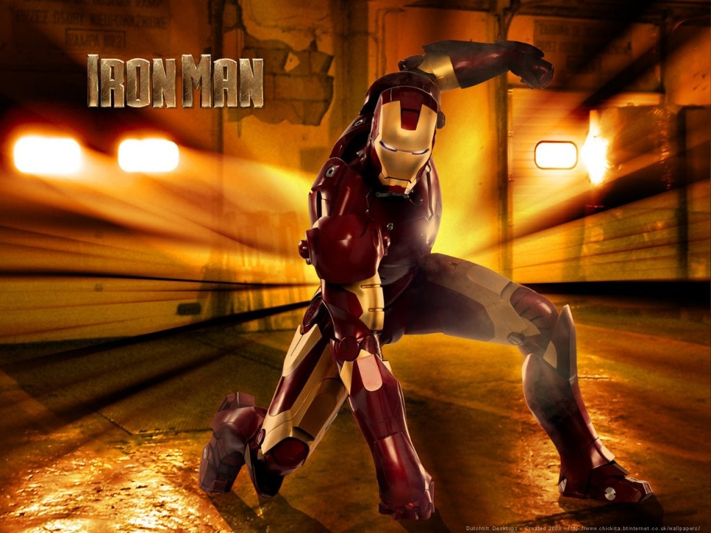Wallpaper Millenium Era Iron Man WallPapers Desktops 1024x768