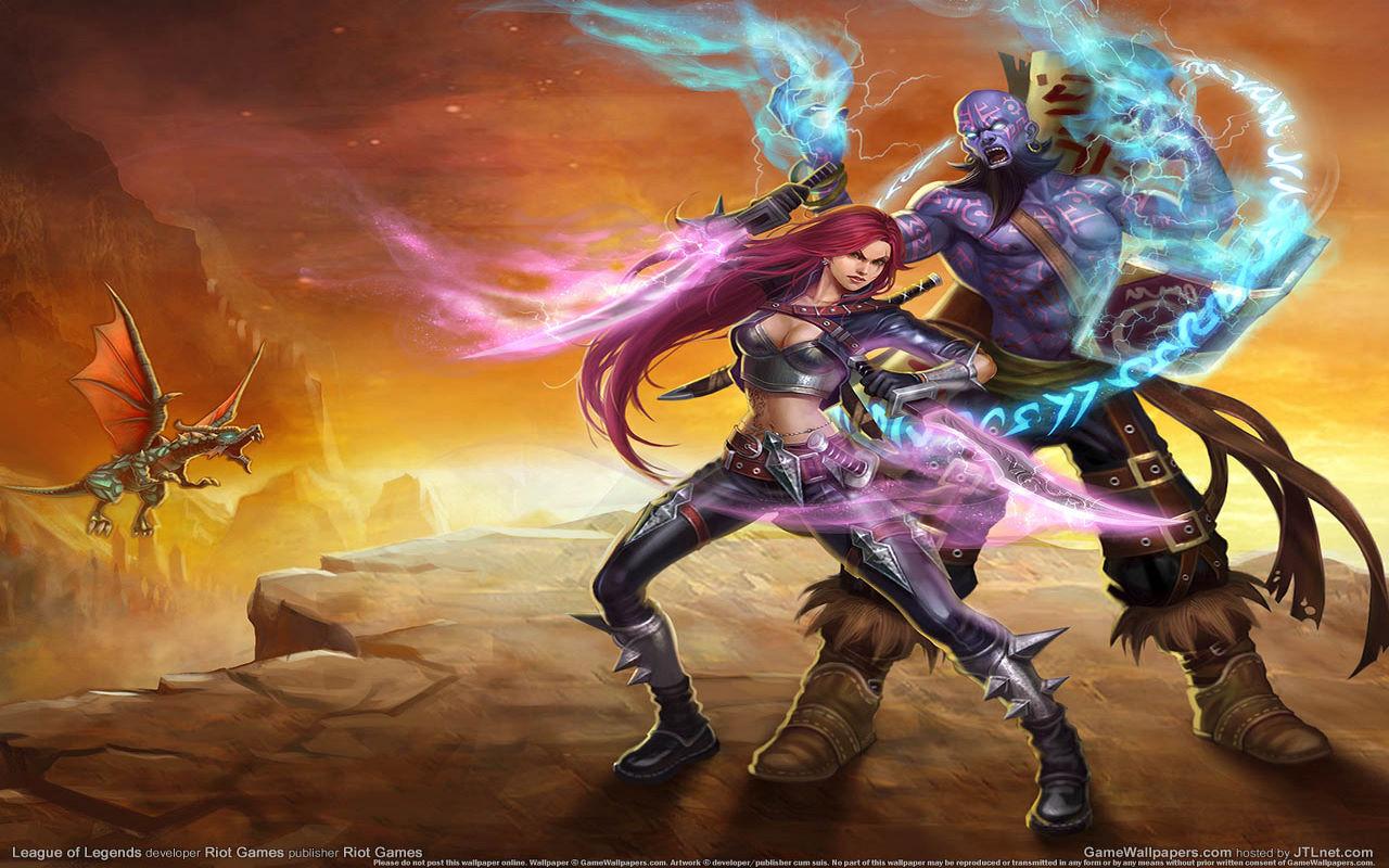 Free Download League Of Legends Wallpapers League Of Legends