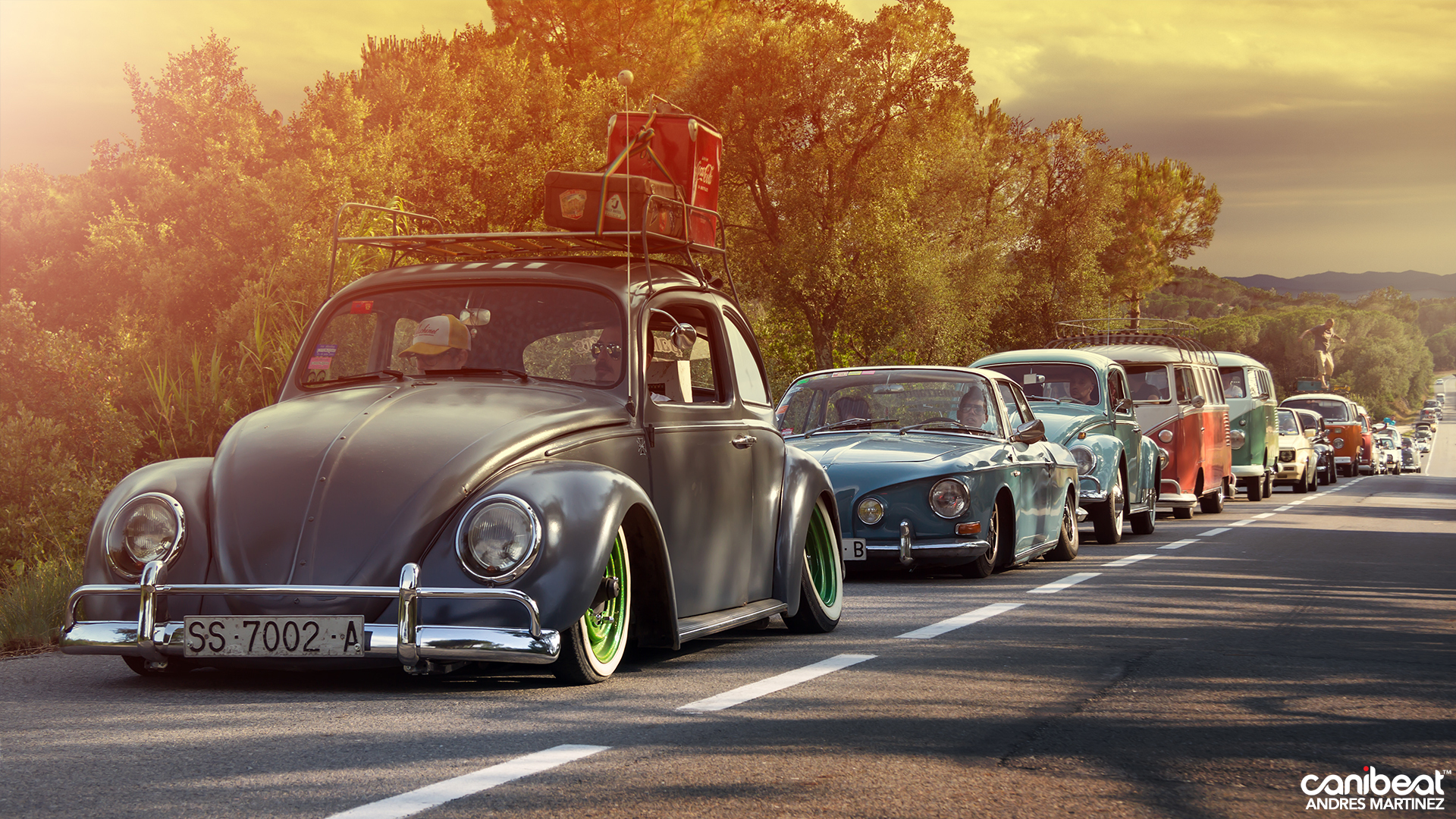 download Volkswagen Fusca Hd Wallpaper PC Android iPhone and 1920x1080